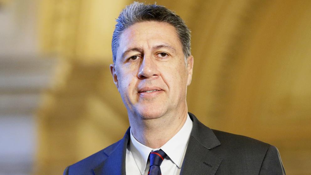 Xavier García Albiol, líder del PP en Cataluña. (Foto: AFP)