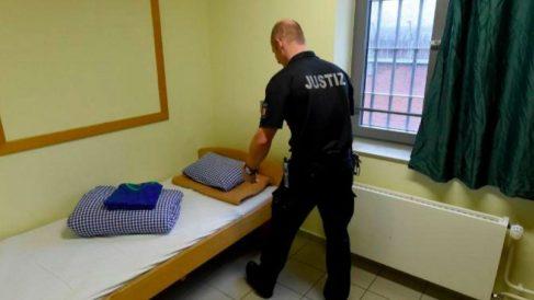 Imagen de la prisión de Neumünster, donde permanece Carles Puigdemont.