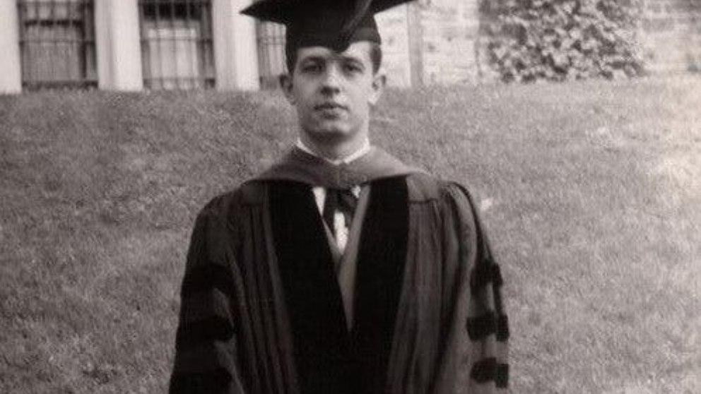 John Nash ha pasado a la historia por ser un matemático y tener una mente prodigiosa.