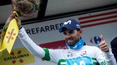 Alejandro Valverde gana la Volta a Catalunya. (EFE)