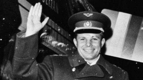 Yuri Gagarin en 1964