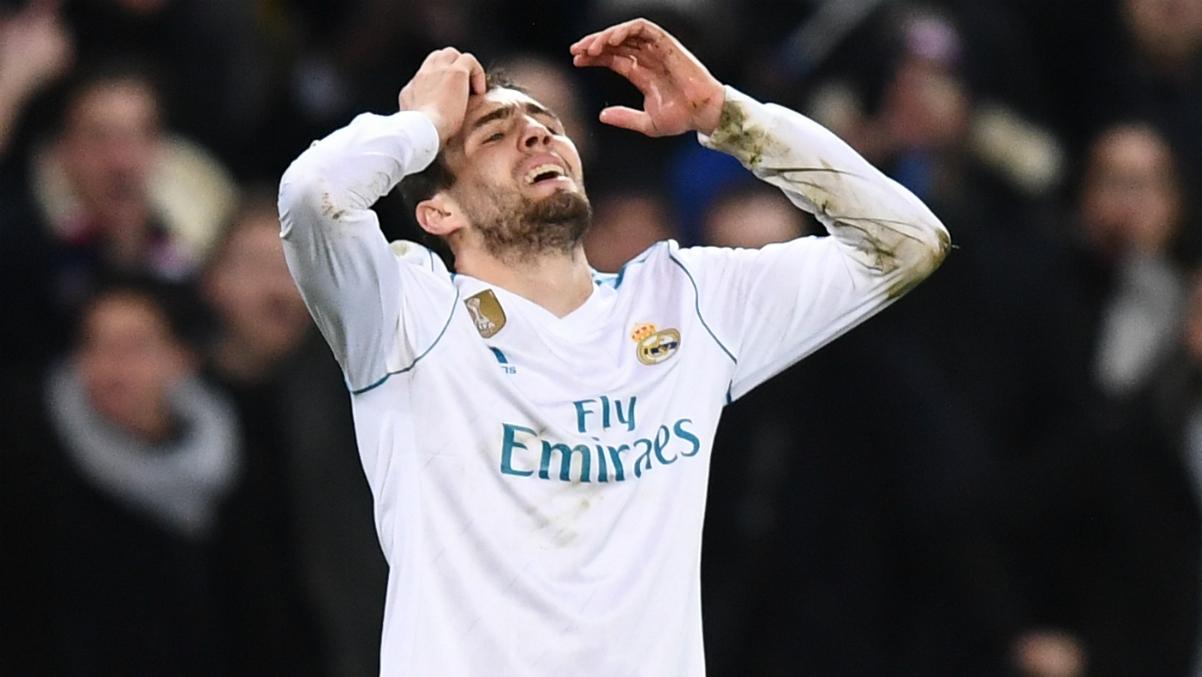 Kovacic, en un partido con el Real Madrid. (AFP)