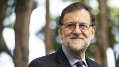 El ex presidente del Gobierno Mariano Rajoy.