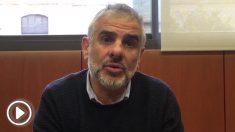 Carlos Carrizosa, portavoz de Ciudadanos en Cataluña