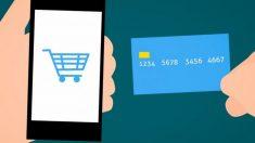 Está claro que las compras online siguen una senda ascendente desde hace años.
