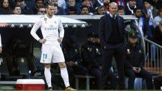 Gareth-Bale-no tiene asegurado su puesto en el once titular -(AFP)