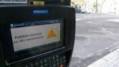 Las multas de aparcamiento puestas por el Ayuntamiento de Madrid a través de los agentes del Servicio de Estacionamiento Regulado pueden ser consideradas ilegales en el caso de que no queden refrendadas gráficamente.