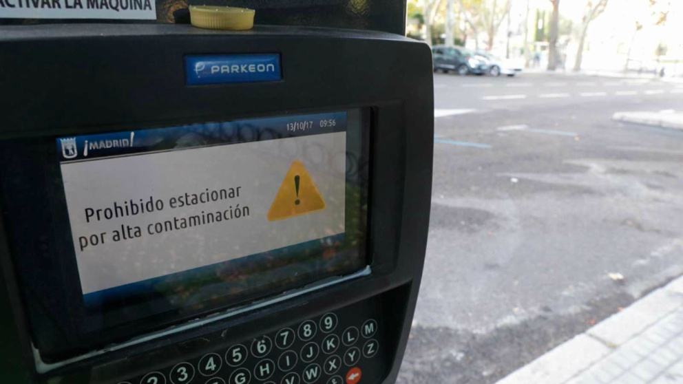 Este lunes Aussa reanuda el servicio de la zona azul de Sevilla