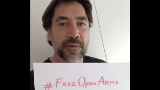 Proactiva Open Arms Javier Bardem