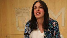 Rita Maestre, portavoz municipal. (Foto. Madrid)