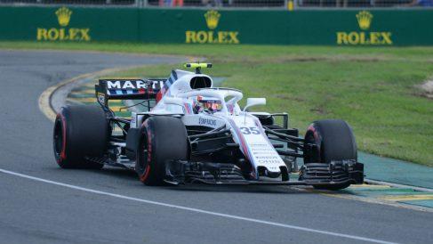 Sergey Sirotkin ha protagonizado en su carrera de debut uno de los abandonos más extraños y curiosos de toda la historia de la Fórmula 1. (Getty)