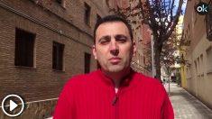 OKDIARIO entrevista a Alfonso Merino,secretario provincial de la Asociación Unificada de Guardias Civiles (AUGC).