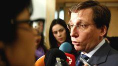 El concejal y portavoz del Partido Popular en el Ayuntamiento de Madrid, José Luis Martínez-Almeida (Foto: Efe)