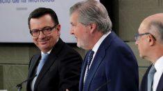 El ministro de Economía, Román Escolano. (Foto. EFE)