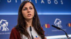 La portavoz adjunta de Podemos en el Congreso, Ione Belarra (Foto: Podemos)