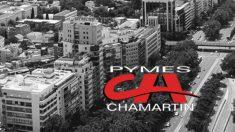 Logo de PYMES Chamartín.