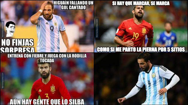 los mejores memes espa 241 a argentina