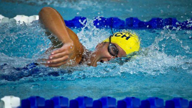 Cómo nadar al estilo crol