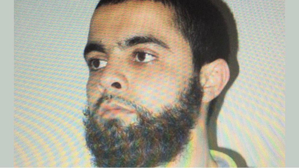 Radouane Lakdim, terrorista convertido al ISIS que asesinó a cuatro personas en Trebes (Francia).