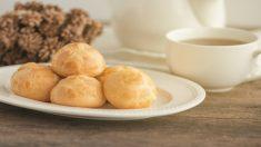 Receta de Pasta choux casera para buñuelos y profiteroles