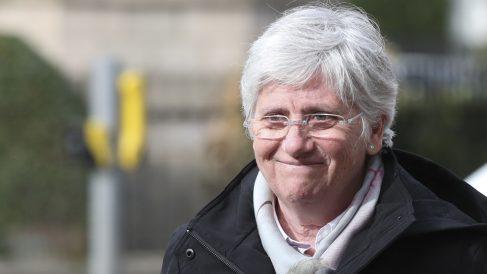 La ex consejera golpista fugada en Escocia Clara Ponsatí. (Foto: AFP)