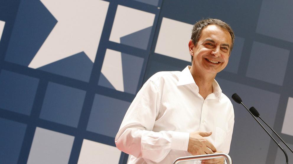 José Luis Rodríguez Zapatero, expresidente del Gobierno. (Foto: PSOE)