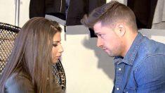 Jenni y Albert tras su sesión de fotos en 'MYHYV'