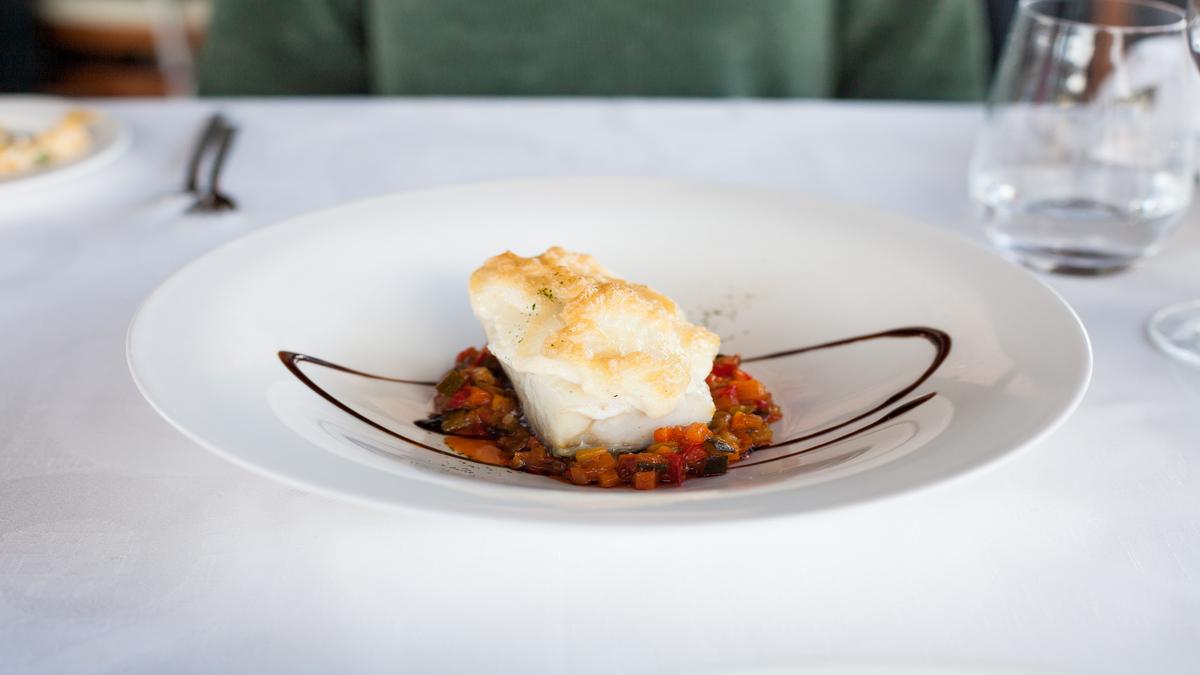 Receta de cocochas de Merluza en salsa fácil de preparar