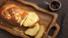 Receta de Pan de yema fácil de preparar paso a paso