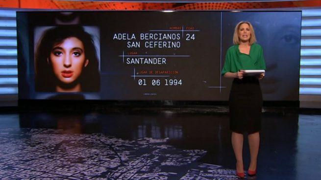 Desaparecidos trató diversos casos como el de Adela Bercianos