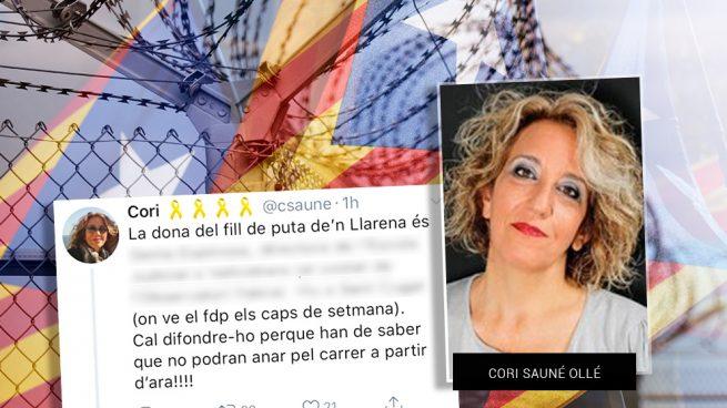 Detenida la separatista que amenazó por Twitter al juez Llarena y su esposa