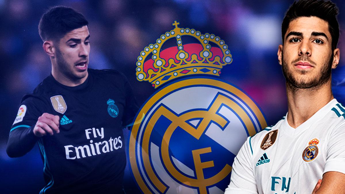 Marco Asensio tiene que tener un papel importante para el Real Madrid en la recta final.