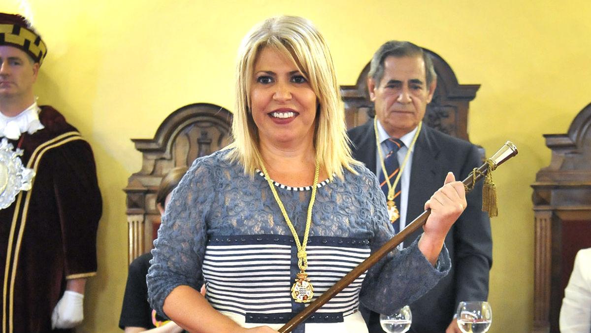 La socialista Mamen Sánchez, alcaldesa de Jerez de la Frontera.