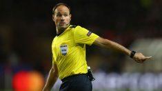 Mateu Lahoz arbitrará en el Mundial. (Getty)