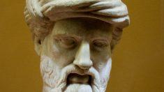 Busto de Pitágoras
