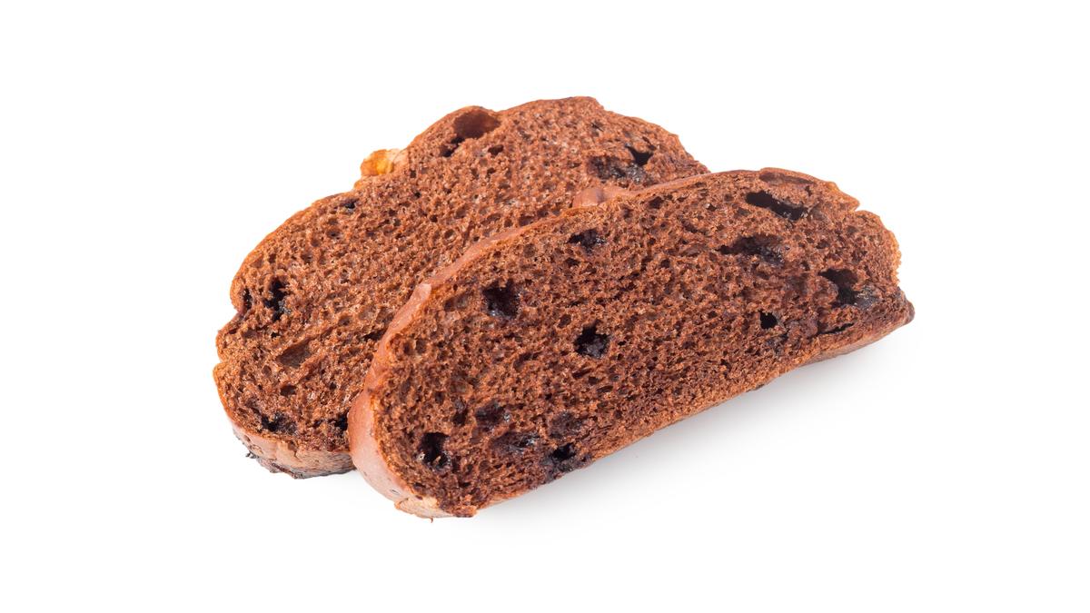 Receta de pan de chocolate fácil de preparar