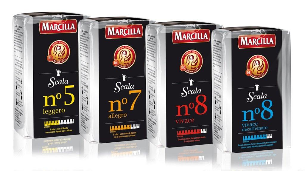Cafés Marcilla (Foto. Marcilla)