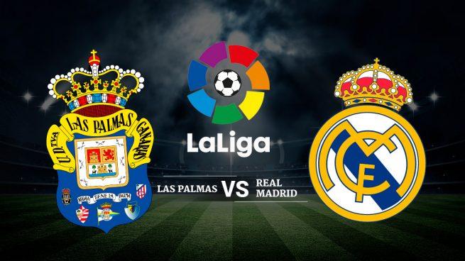 Canal de televisión para ver Las Palmas – Real Madrid hoy