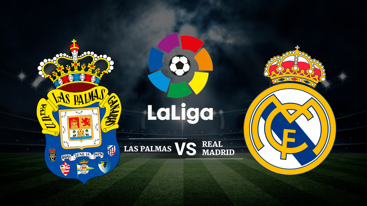 Las Palmas – Real Madrid.