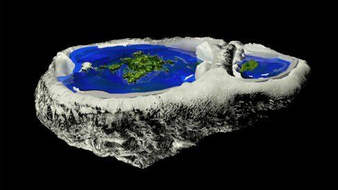 Los experimentos científicos que han realizado los investigadores de Dakila Pesquisas demuestran que la Tierra no es esférica