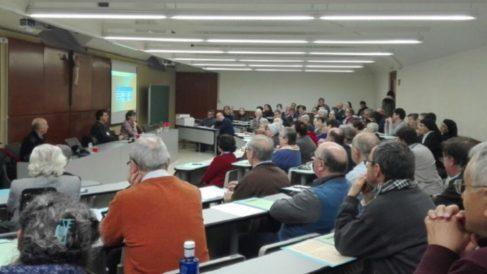 Asamblea de la Unión de Religiosos de Cataluña