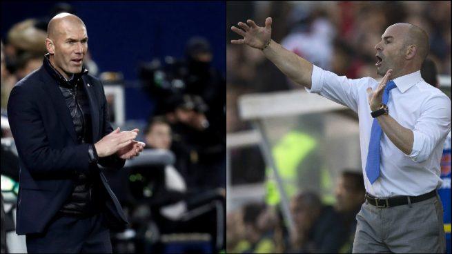 Zidane vs Jémez: ahora con ocho títulos
