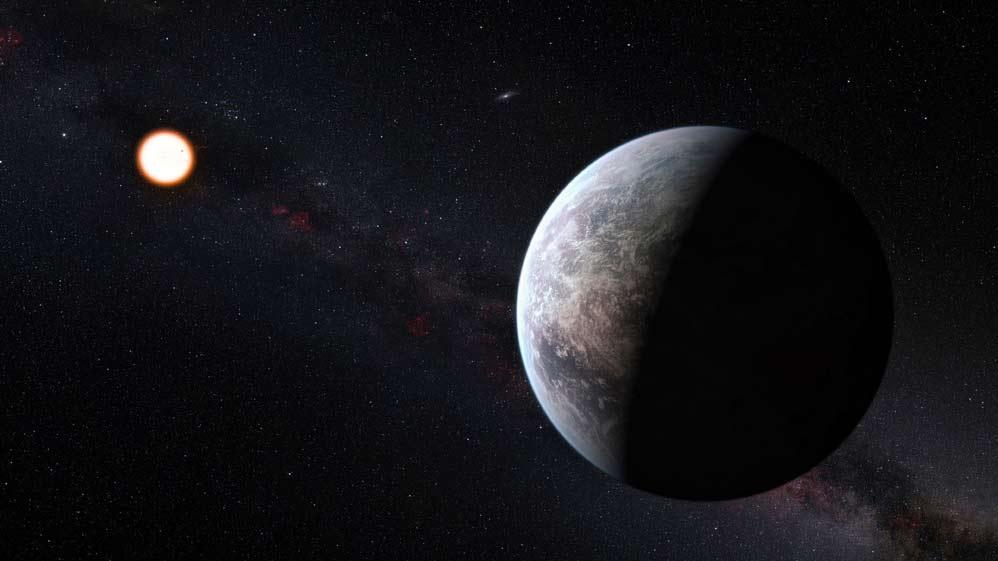 Un nuevo planeta que tiene una composición muy similar a la de Mercurio