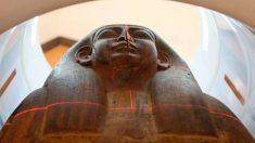 La momia de la que todo el mundo habla