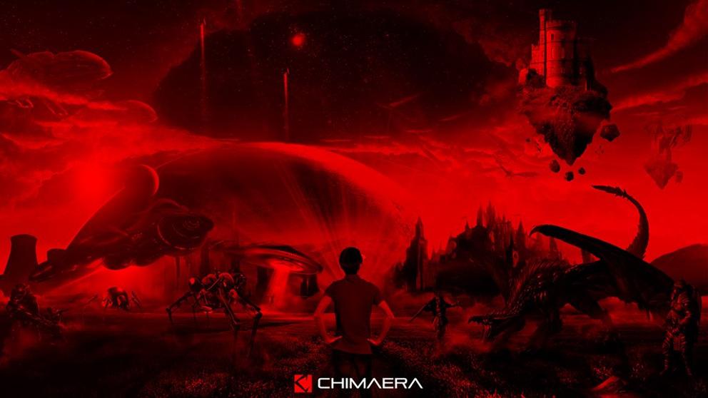Chimaera nace para revolucionar los videojuegos online y su monetización basándose en un modelo open-source y mediante sistemas de minería para conseguir recompensas y moneda virtual