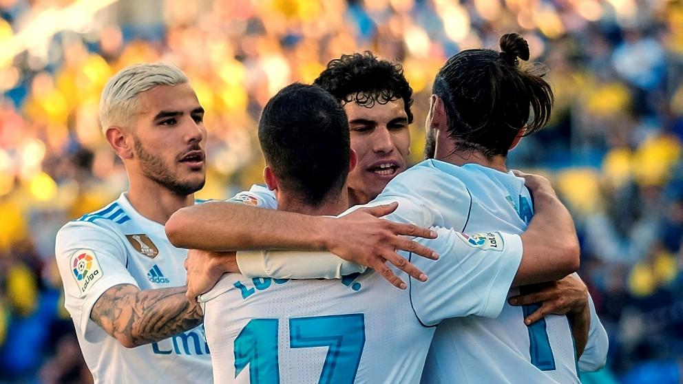 Las palmas real madrid resultado resumen y goles Resultado real madrid hoy