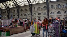 Tiendas de segunda mano en España (Foto. EFE)