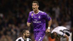 Cristiano celebra un gol ante la Juventus en la final de la Champions del curso pasado.