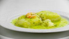 Receta de Cocochas en salsa verde fácil de preparar