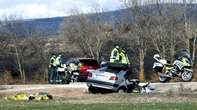 Accidentes tráfico-Huesca